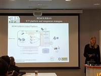 Advancing knowledge in deep retrofit – Remo team attends Sustainable Places during EUSEW in June