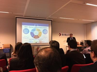 REMOURBAN and fellow projects in Brussels for a series of smart cities workshops