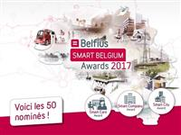 Seraing nominated for a Smart Belgium Award 2017