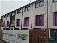 Nottingham's ultra-low energy homes win national innovation award