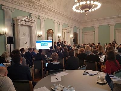 mySMARTLife consortium and Cities Network meet in Helsinki