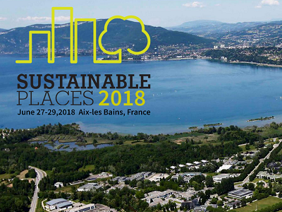 Sustainable Places 2018