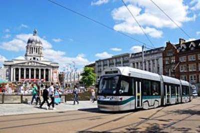 Nottingham chosen to be smart city trailblazer