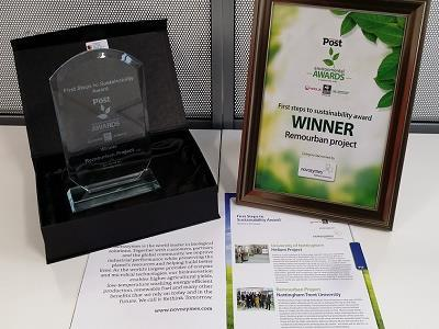 First steps to sustainability award for REMOURBAN