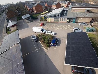 Nottingham City Council turns unused assets into green energy hot spots