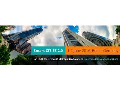 REMOURBAN will take part into the Smart CITIES 2.0 conference in Berlin, 1-2 June