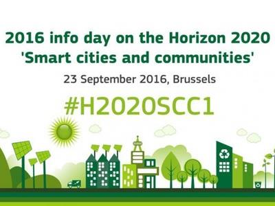 REMOURBAN coordinator at Info Day on the Horizon 2020 Smart Cities and Communities